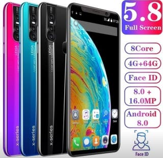 X27 Plus Android 8.0 Smartphone 64GB