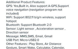 X27 Plus Android 8.0 Smartphone 64GB