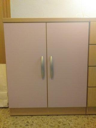 Armario dormitorio pequeño