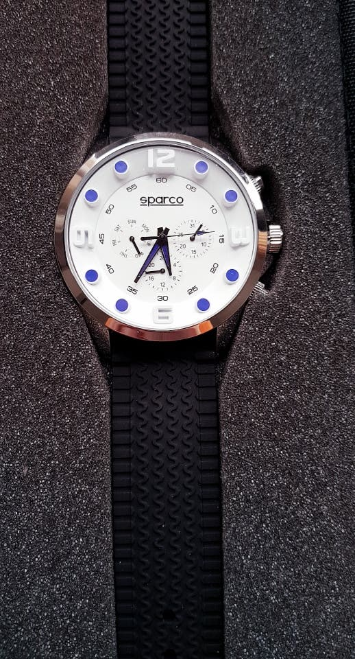 Reloj hombre SPARCO