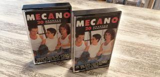 Cassette Mecano 20 grandes canciones