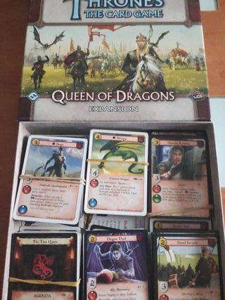 Juego de tronos LCG. Targaryen