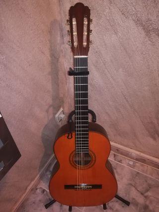 Guitarra de palosanto.