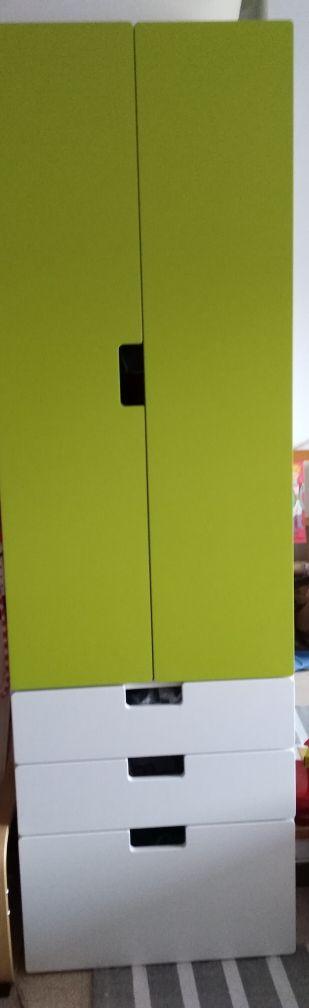 Lote armario y cambiador Ikea