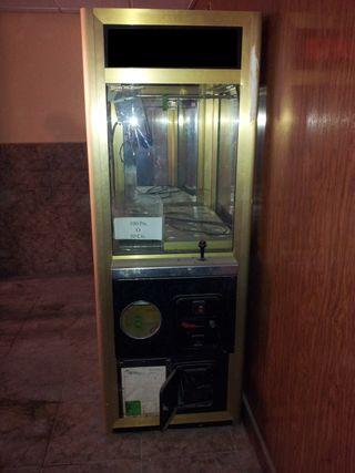 Máquina gancho grúa expendedora de recreativos
