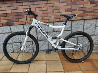 "Orbea Flow 26"" doble suspensión MTB"