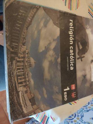 libro religion católica 1 eso