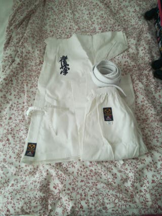 kimono de kárate infantil 10 11 años