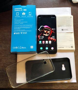 Samsung Galaxy J4 plus.