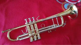 Trompeta en sib bach stradivarius 43