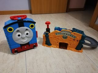 Trenes y Circuito Thomas & Friends