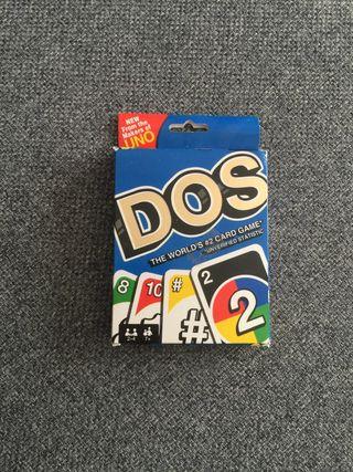 Juego DOS nuevo