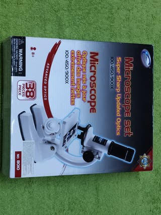 Microscopio OFERTA
