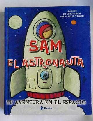 Sam el astronauta, una aventura en el espacio, fal