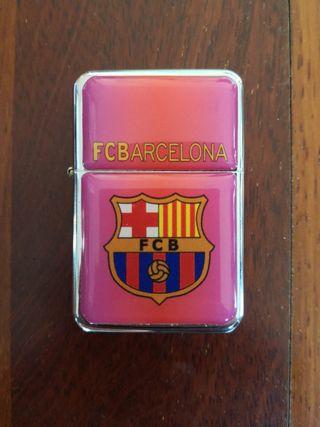 Mechero zippo tristar FC Barcelona