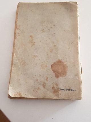 Libro edición de 1929