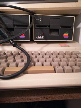 microordenador appleII