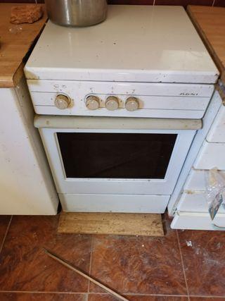 Cocina Gas Butano Propano Horno AGNI
