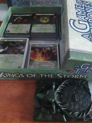 Juego de tronos LCG. Baratheon