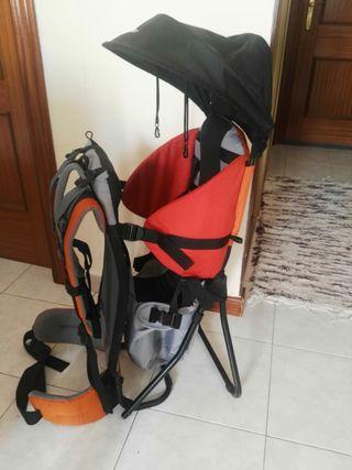 Mochila Porta bebés DEUTER Confort Plus