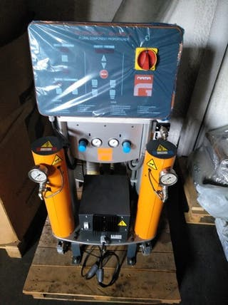 Se vende Maquina para proyectar poliuretano