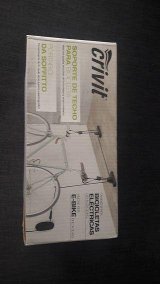 Soporte de techo para bicicleta