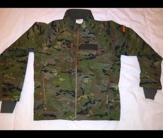 Forro polar militar caza paintbal ropa frio abrigo