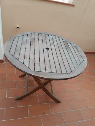 Mesa Para Terraza De Segunda Mano En Granada En Wallapop