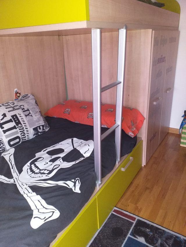 Dormitorio tren