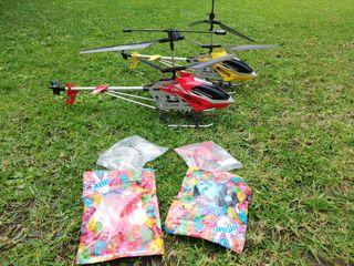 Helicópteros teledirigido S033G