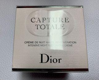 Capture totale Crema de noche Dior 60 ml