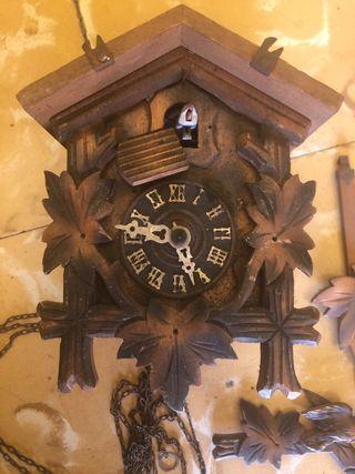 Reloj cucú ENVÍO GRATIS