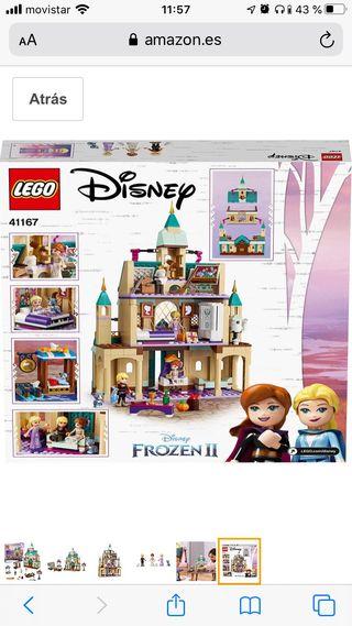 Lego Castillo Frozen II Refª 41167
