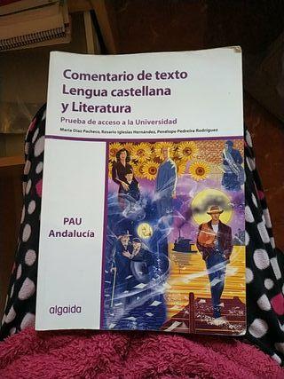 Comentario de texto Lengua Castellana y Literatura