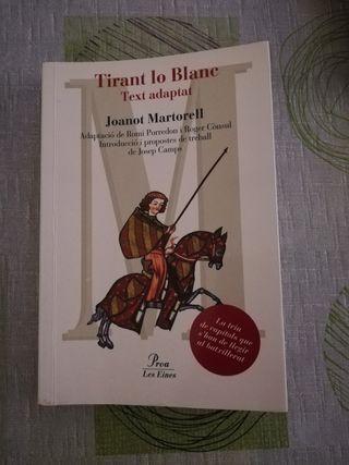 Libro Tirant lo Blanc