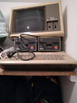 microordenador Apple II