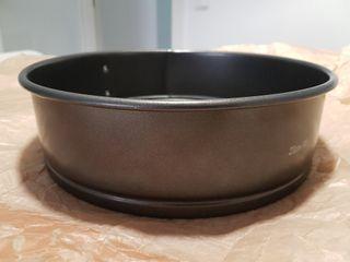Molde pastel desmontable de 23 cm diámetro