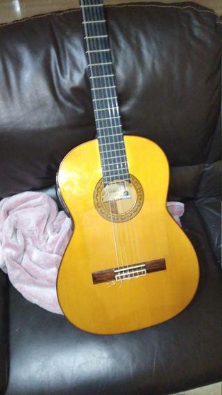 Guitarra amplificada