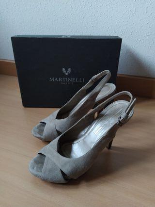 Zapatos tacón Martinelli