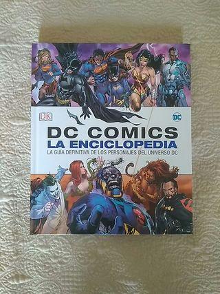 DC CÓMICS La enciclopedia