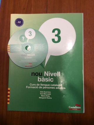 Libro lengua catalán adultos