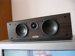 Altavoz central Tannoy Fusion Center