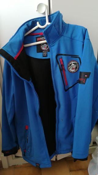 chaqueta invierno tribord