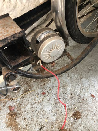 Bicicleta Eléctrica ULTIMA OFERTA O ALA BASURA