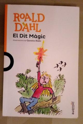 Libro El dit magic
