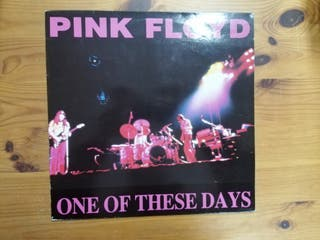 Pink Floyd One of These Days Disco de vinilo Lp