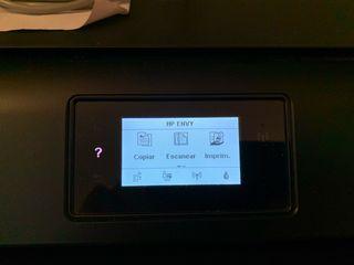 Impresora multifuncional HP Envy 4520