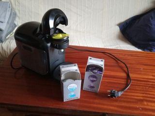 cafetera Bosch para cápsulas tassimo