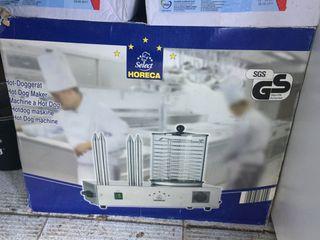 Perritos calientes/hot dog machine