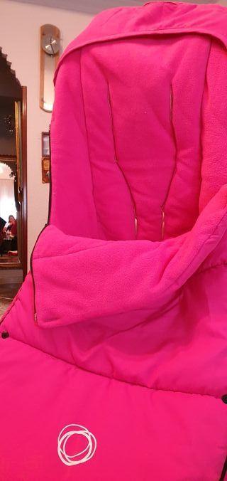 Saco bugaboo rosa fucsia